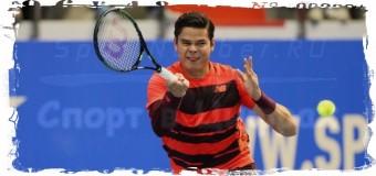 20-й теннисный турнир St. Petersburg Open выиграл Милош Раонич