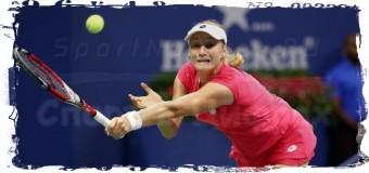 27-летняя Екатерина Макарова покинула US Open 2015