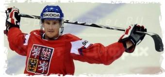 29-летний Роман Червенка подписал контракт с ХК «Хомутов»