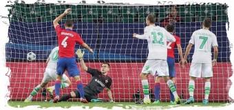 32-й матч кряду Игорь Акинфеев пропускает в Лиге чемпионов