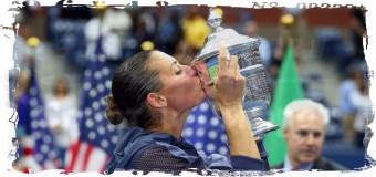 $3,3 млн получила Флавия Пеннетта за победу на US Open 2015