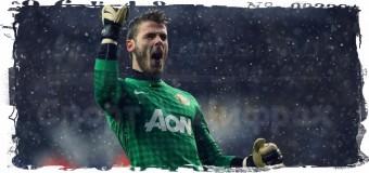 4 года Давид де Хеа ещё будет защищать ворота «Манчестер Юнайтед»