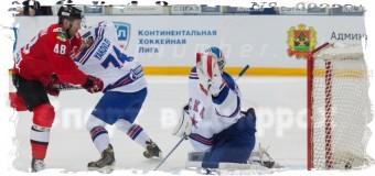 4:3 — «Кузня» переиграла действующих обладателей Кубка Гагарина