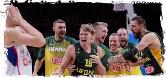 6-й раз баскетболисты Литвы сыграют в финале чемпионата Европы