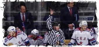6 побед, 6 поражений — ХК СКА пока не ищет нового тренера
