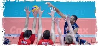 0:3 — Россия проиграла Италии в 1/4 финала ЧЕ-2015
