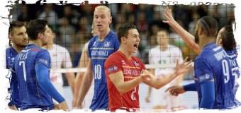 1-й раз в истории волейболисты Франции выиграли ЧЕ