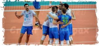 1-й раз в истории волейболисты Словении сыграют в финале ЧЕ