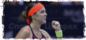 1-й турнир в сезоне выиграла Анастасия Павлюченкова
