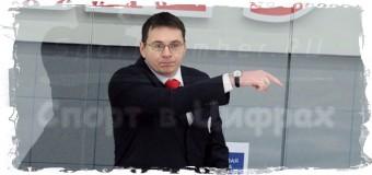 12-е поражение СКА в сезоне отправило Назарова в отставку