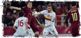 2:0 — Россия обыграла Черногорию и сыграет на Евро-2016