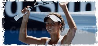 2-й круг турнира Tianjin Open преодолела Елизавета Куличкова