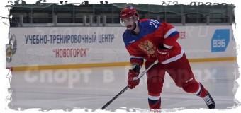 2 октября Вячеслав Войнов принял решение стать игроком СКА