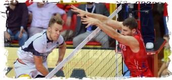3:0 — Россия одолела Финляндию на ЧЕ-2015 по волейболу