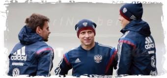 3 футболиста сборной России могут пропустить матч с Молдавией
