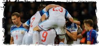 3-ю победу кряду одержала сборная России при Леониде Слуцком