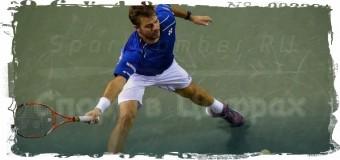 4-й турнир АТР в этом сезоне выиграл Станислас Вавринка