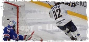 5-е фиаско в последних шести матчах потерпел СКА