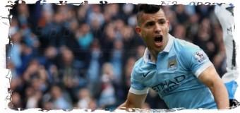 5 мячей Агуэро помогли «Манчестер Сити» разгромить «Ньюкасл»