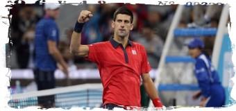 6-й раз Новак Джокович выиграл турнир China Open