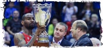 6-й раз кряду ПБК ЦСКА выиграл Кубок Гомельского