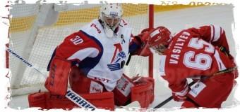 7-й «сухарь» в сезоне 2015/16 оформил Алексей Мурыгин