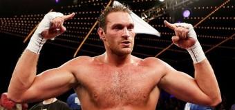 200 тысяч фунтов выиграл Фьюри на своей ставке в победе над Кличко