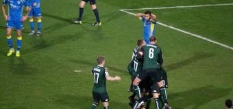 2-1 – победа «Краснодара» в увлекательной концовке матча