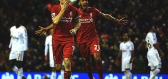 1-0 – победа «Ливерпуля»