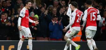 2:0 – «Арсенал» обыграл «Борнмут» и вышел на первое место