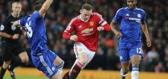 0:0 – «Манчестер Юнайтед» и «Челси» счет не открыли
