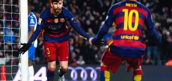 4:1 – «Барселона» разгромила «Эспаньол»