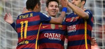4:0 – «Барселона» разгромила «Гранаду»