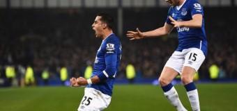 2:1 – «Эвертон» переиграл «Манчестер Сити»