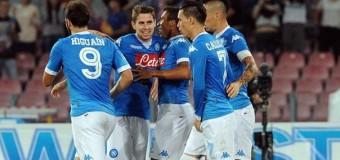 2:1 – «Наполи» переиграл «Торино»