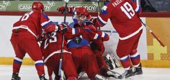 3:4 – сборная России проиграла Финляндии
