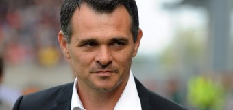 Саньоля уволили с поста тренера «Бордо»