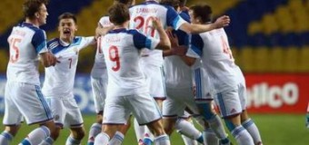 Юношеская сборная РФ по футболу потерпела разгромное поражение от Италии