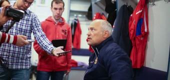 В юниорской сборной РФ поменялся тренер
