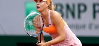 Шарапова может вылететь из топ-100 рейтинга WTA