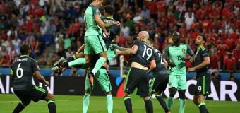 Португалия в финале Евро-2016
