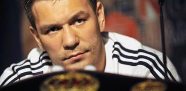 Узбекский боксер Руслан Чагаев