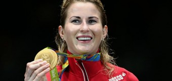 Золото российской команде на Рио-2016 принесла рапиристка Дериглазова