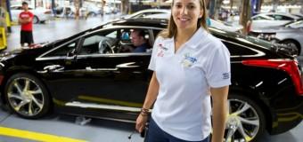 Симона Де Сильвестро стала первой пилотессой на полном расписании в V8 Supercars
