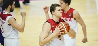 Сборная РФ победила команду Швеции в отборочном туре Евробаскета