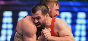 На чемпионате мира по спортивной борьбе победили российские спортсмены Абачараев и Курбаналиев