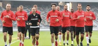 Московский «Спартак» на сборах в Эмиратах проведёт игру с «Жилиной» из Словакии