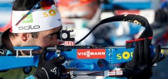 Биатлонист Фуркад выиграл последнюю гонку Кубка мира с нарушением правил