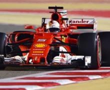 Гонщик Ferrari выиграл в Гран При Бахрейна