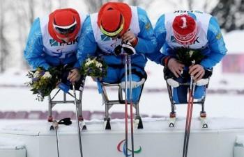 Паралимпийцы РФ